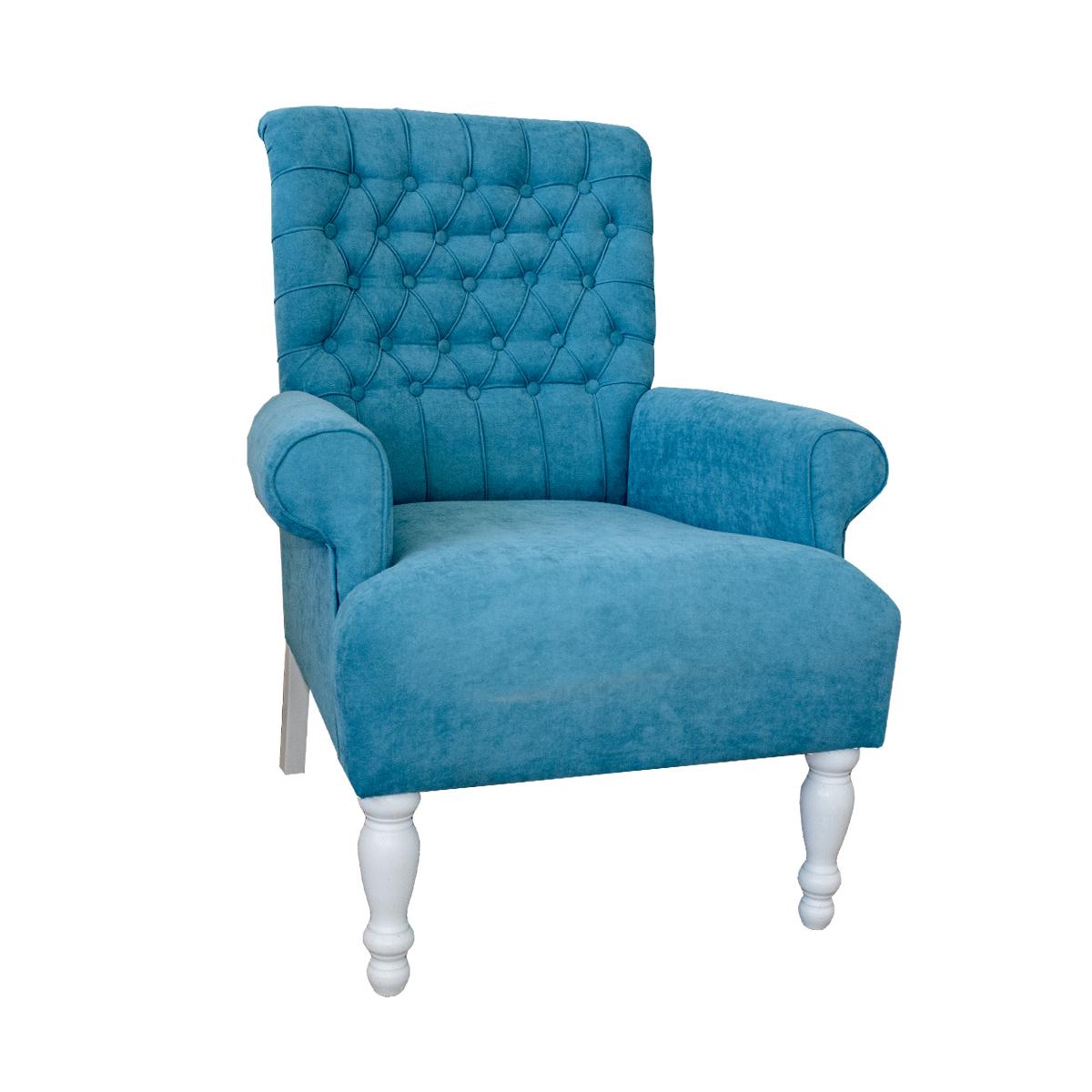 sessel gent mit moderner knopfheftung im r cken moebel. Black Bedroom Furniture Sets. Home Design Ideas