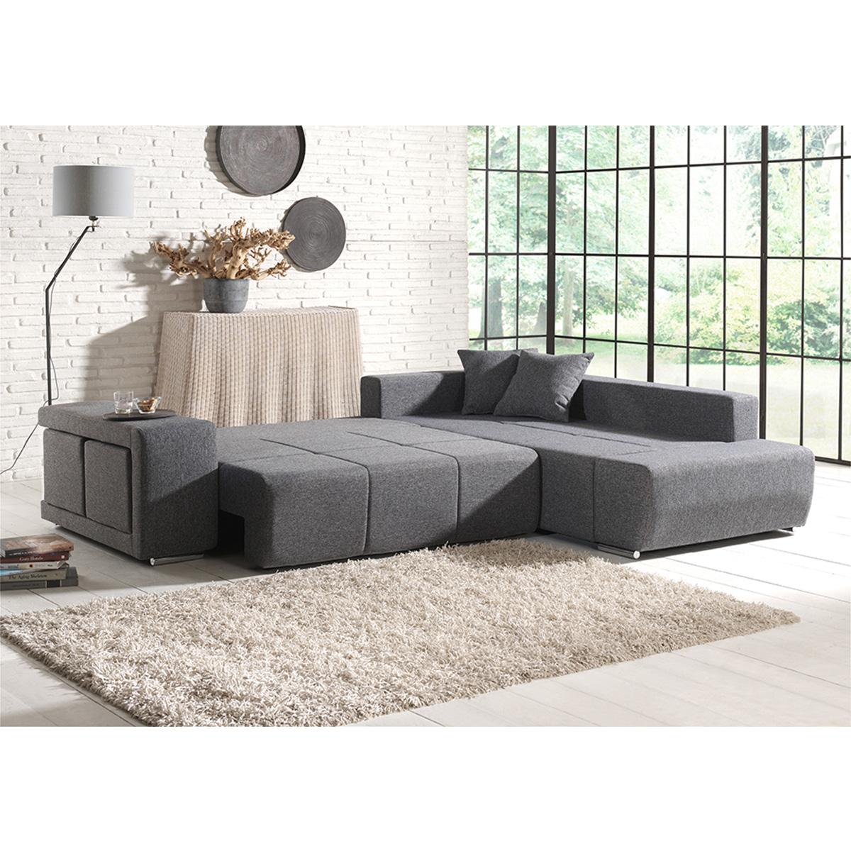 wohnlandschaft antibes mit schlaffunktion moebel trend 24. Black Bedroom Furniture Sets. Home Design Ideas