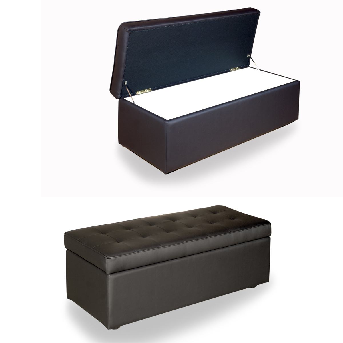 doppelbett majestic sorgt f r ein k nigliches schlafvergn gen moebel trend 24. Black Bedroom Furniture Sets. Home Design Ideas